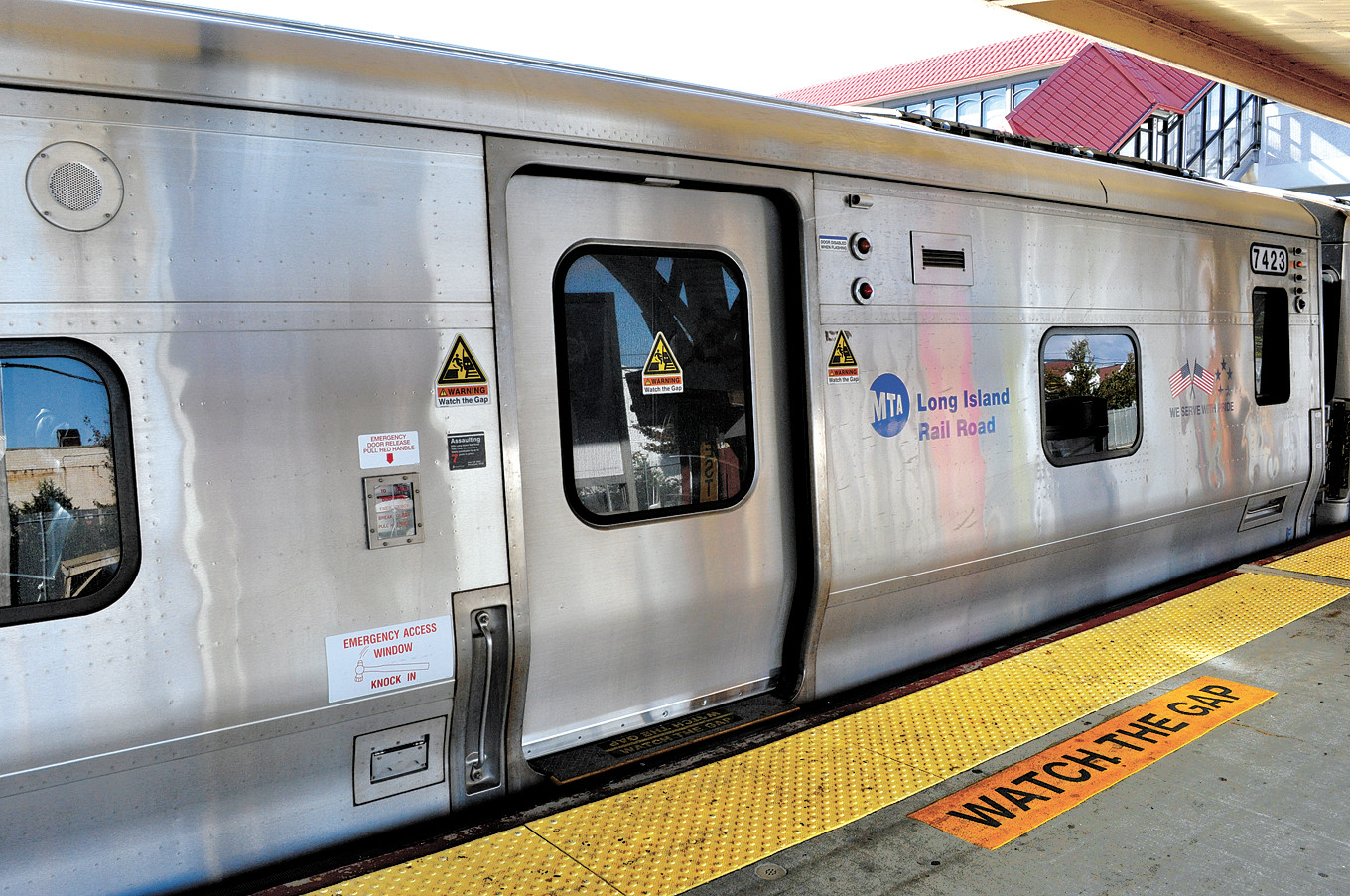 The MTA proposes to bus all LIRR commuters into the city from Nassau Community College and six train stations, including Bellmore, in the event of a strike.
