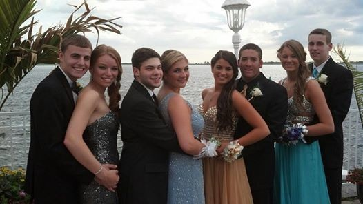 Kennedy students were excited for their prom at the Bridgeview Yacht Club