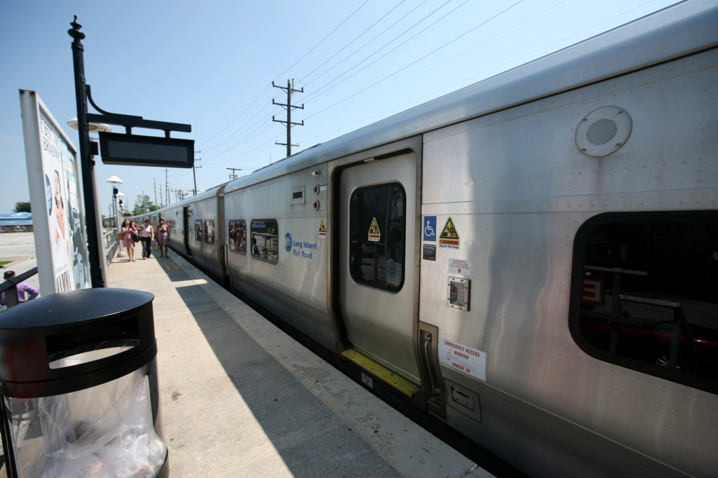 No deal had been reached as the Long Island Rail Road strike deadline neared.