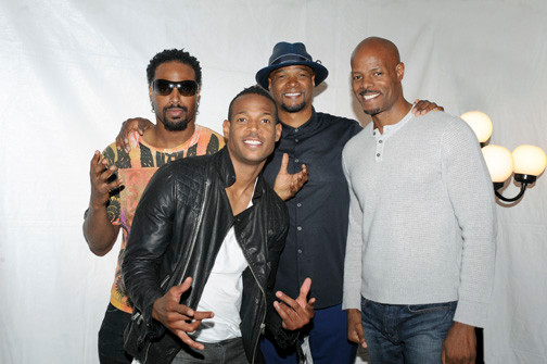 See the Wayans Brothers at the NYCB Theatre at Westbury on Saturday.