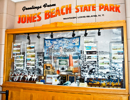 Jones Beach has undergone a revival after being heavily damaged during Sandy.