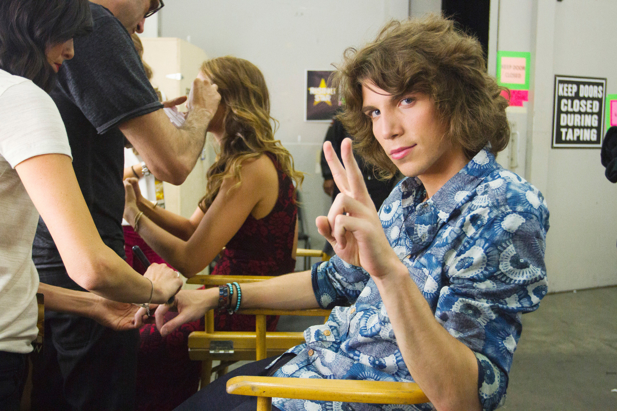 "Jesse Kinch, of Seaford, was the first winner of ABC's new singing competition reality show ""Rising Stars."""