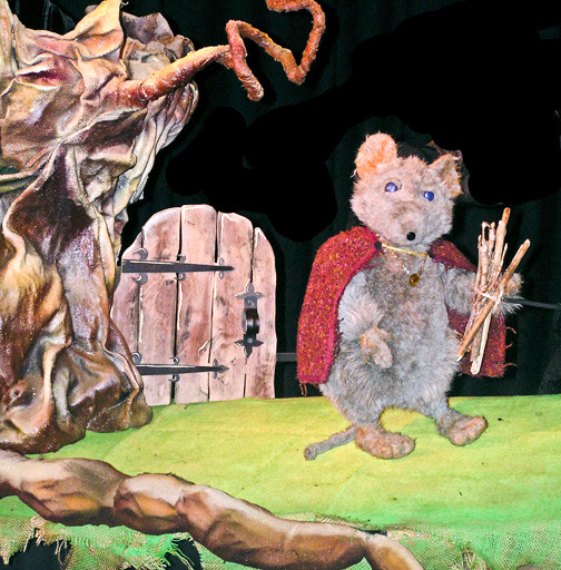 Journey with Ms. Mouse to a land never seen before at Long Island Children's Museum.