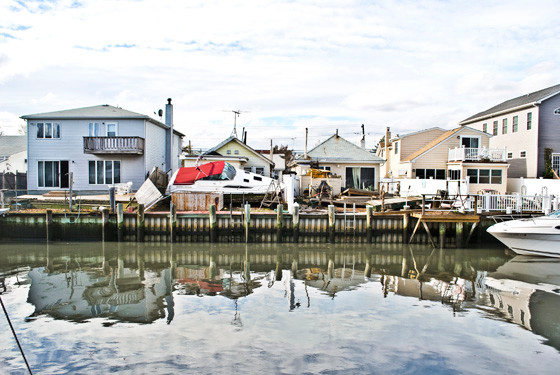 This Bay Park marina, right, stood little chance against Hurricane Sandy's tidal surges.