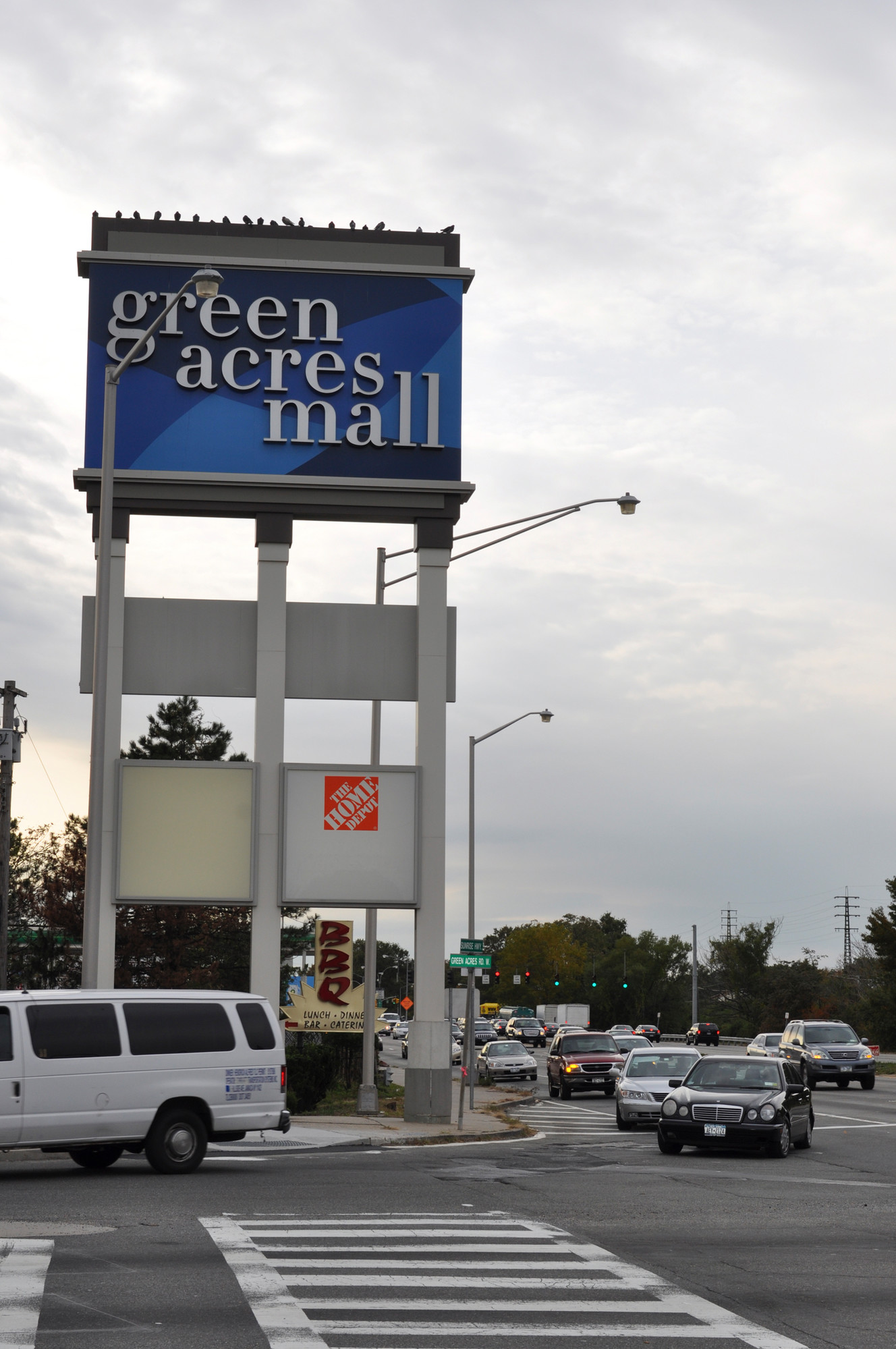 The Green Acres Mall won a lawsuit against the Town of Hempstead IDA, which revoked its tax break agreement in April.