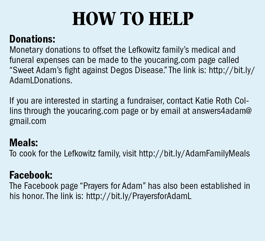 For more information about how to help the family, refer to this chart or see the end of this article.