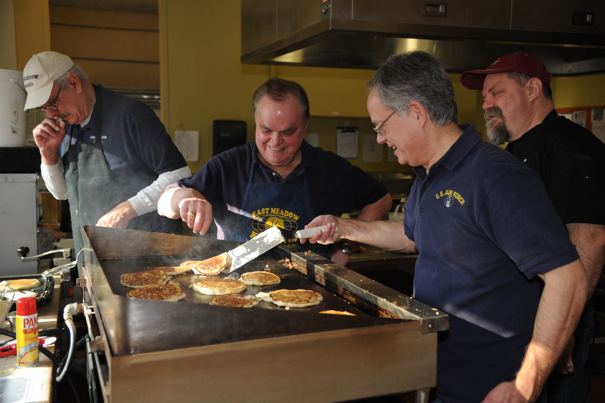 Chefs Jim Surless, 
