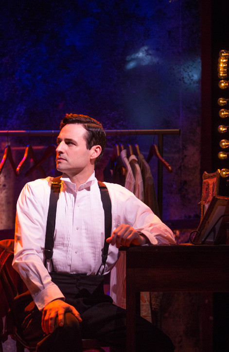 "Rockville Centre native Max von Essen is nominated for a Tony for his role in ""An American in Paris."""