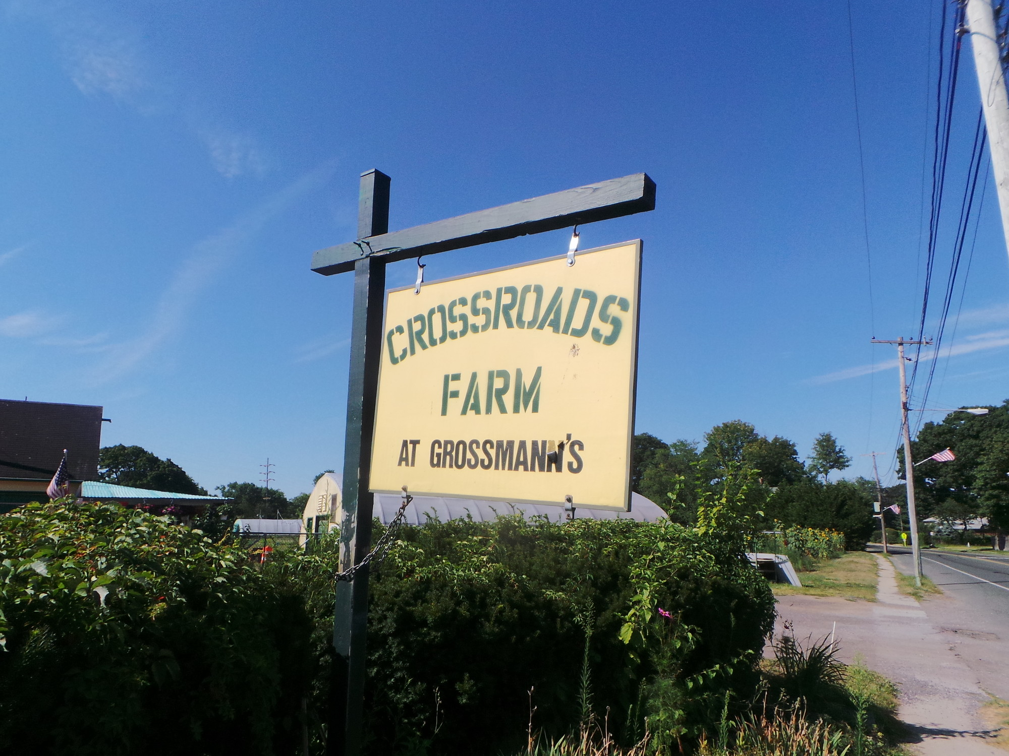 Crossroads Farm's Folk Festival will be the first of its kind in southwest Nassau County.