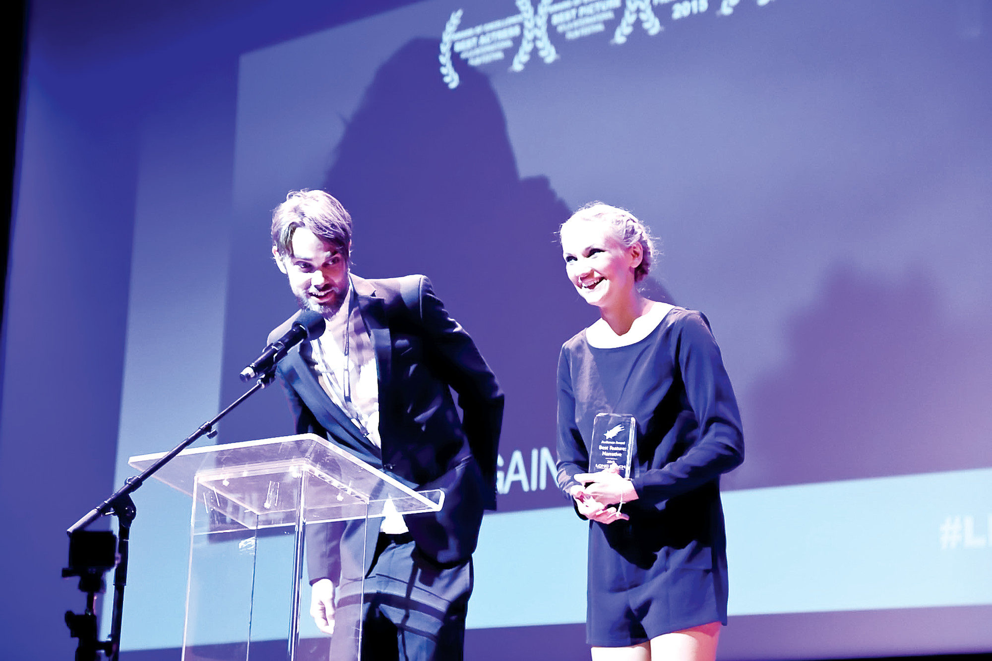 Courtesy Long Beach International Film Festival