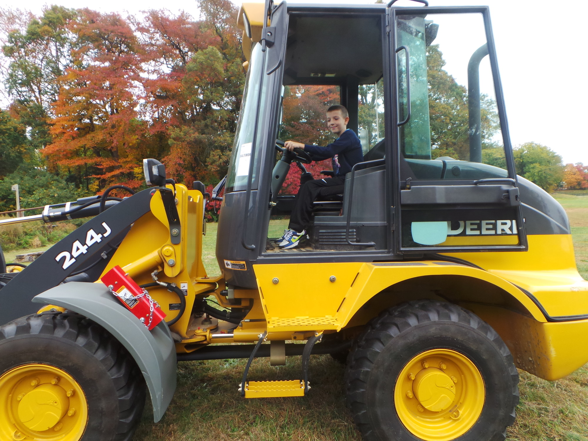 Tractor Seats Classrooms : For year old a gift of life herald community