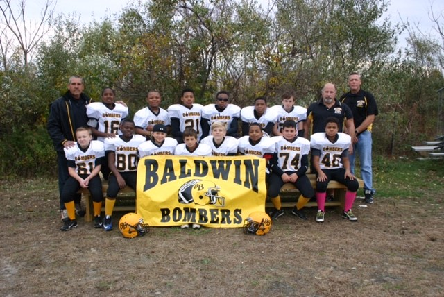 The Baldwin Bombers 12 year olds ended their season with a loss to Farmingdale.