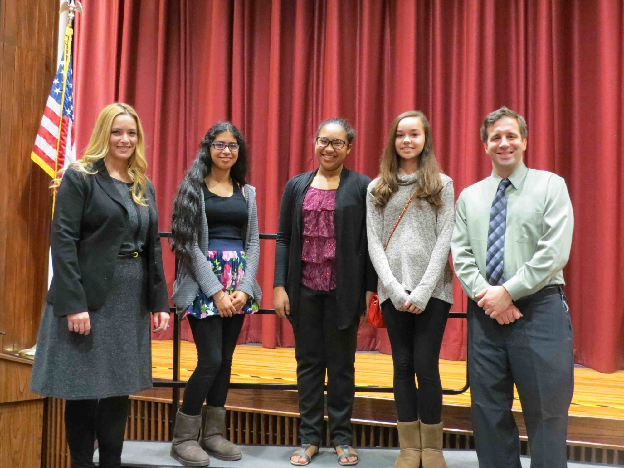 Woodland Middle School will be represented at the Long Island String Festival Association event this winter.