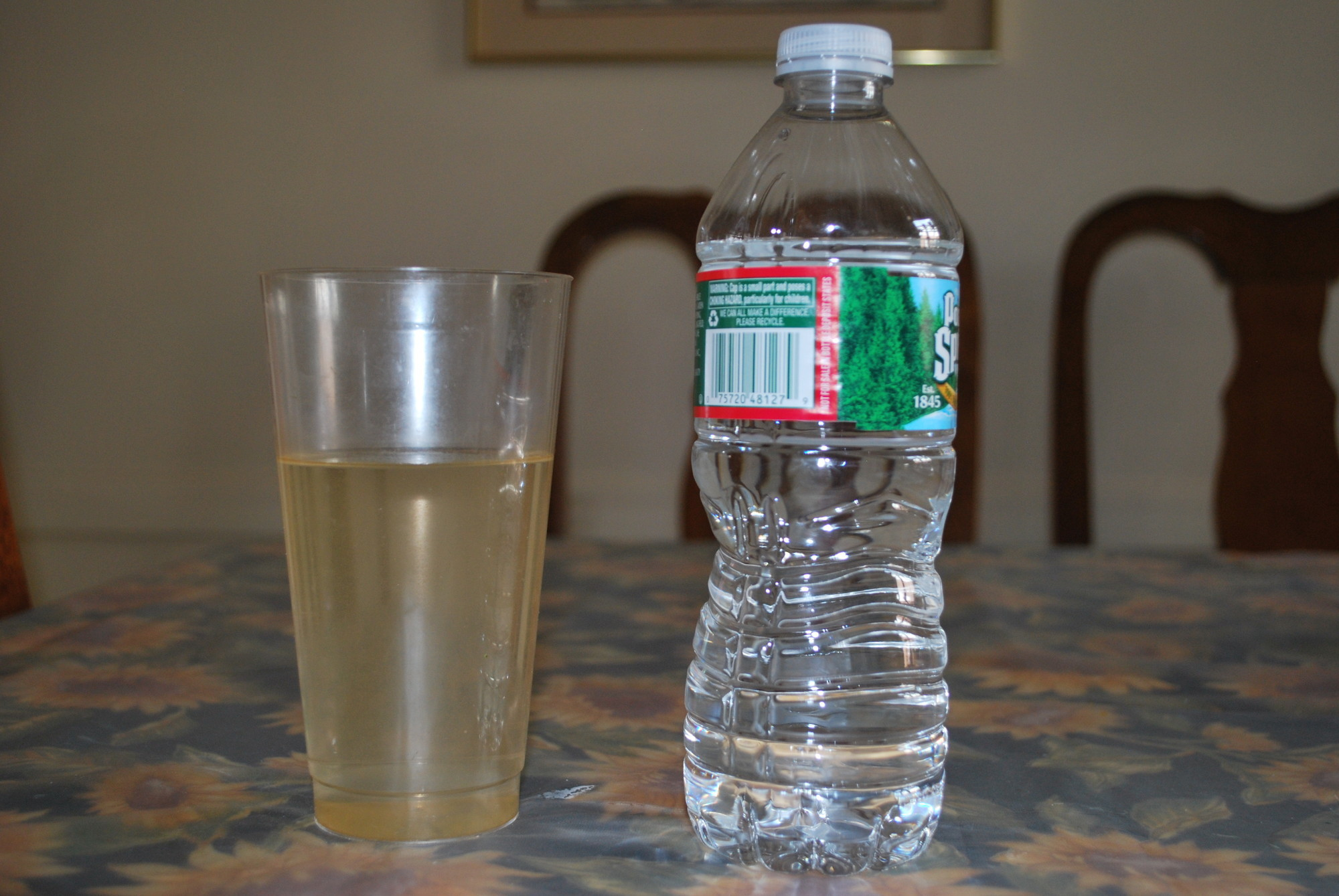 Treating the Five Towns brown water