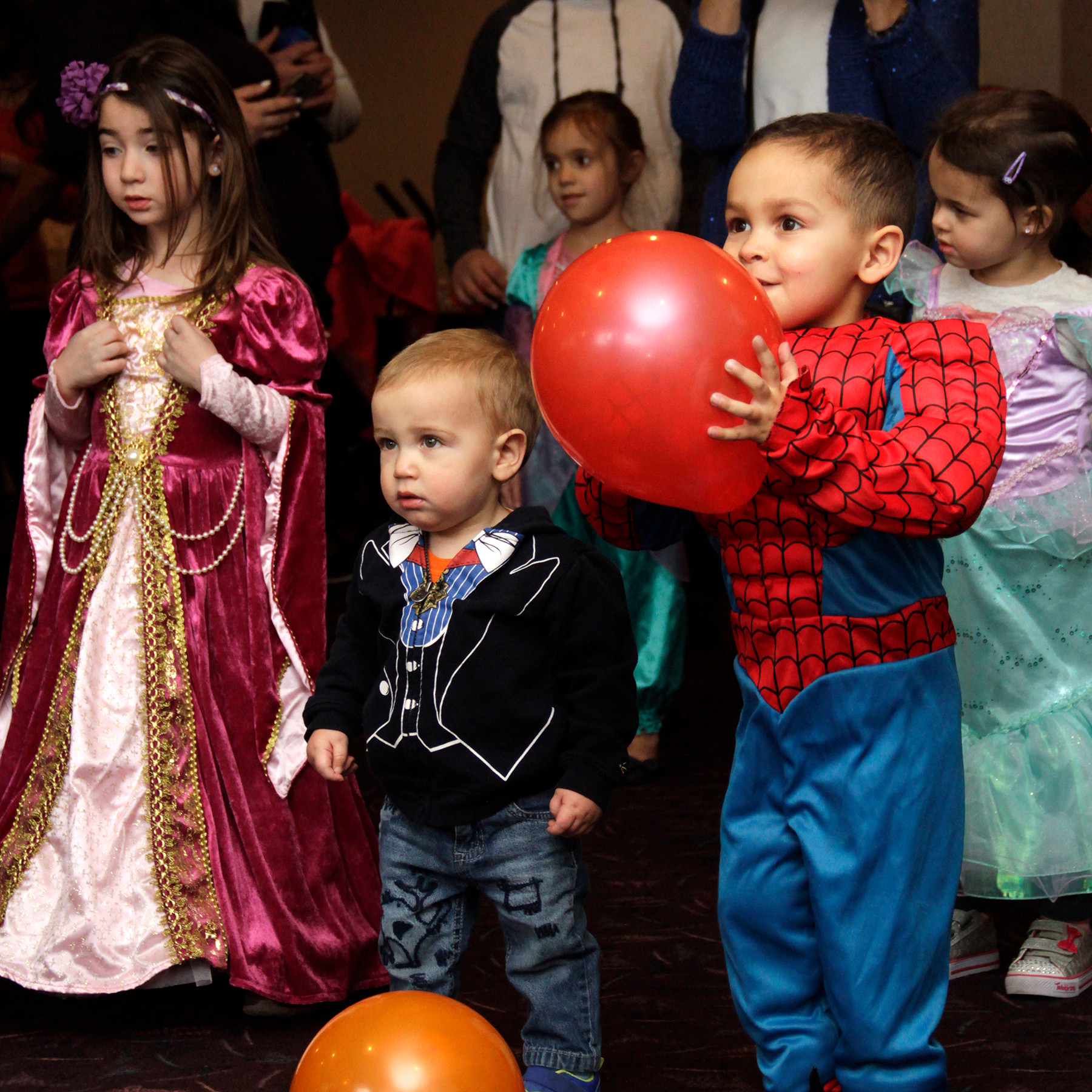 East Meadow Jewish Center Celebrates Purim With A Purpose