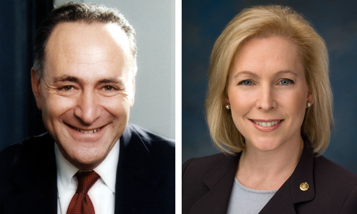 Those fighting for relief from the area's plane noise strongly suggest writing often to senators Charles Schumer and Kirsten Gillibrand.