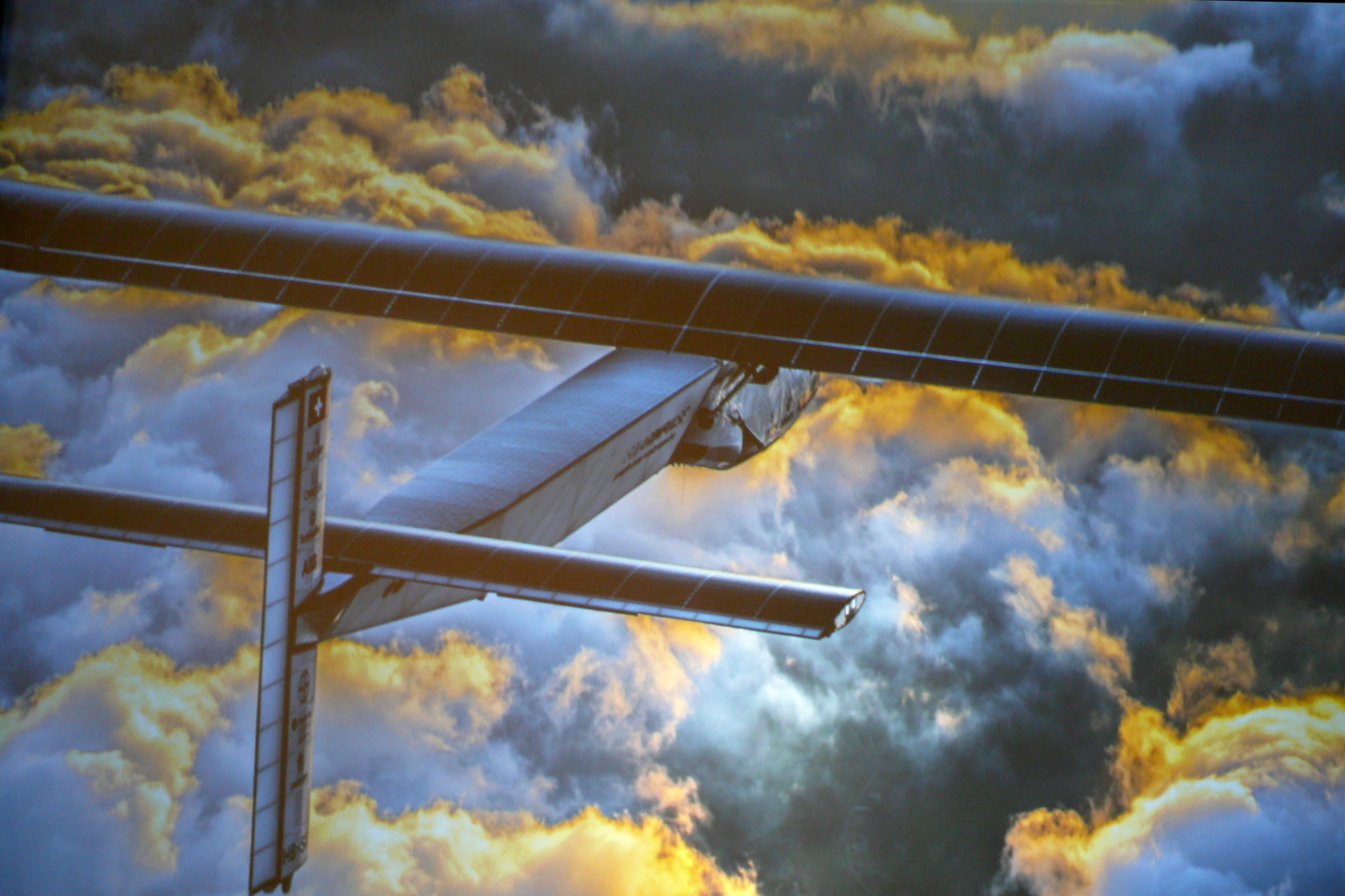 Only a poster can BEST describe the excitement and ecstasy of doing a flight with a solar aircraft. The artist depiction makes the entire enterprise even more exciting and breathtaking.