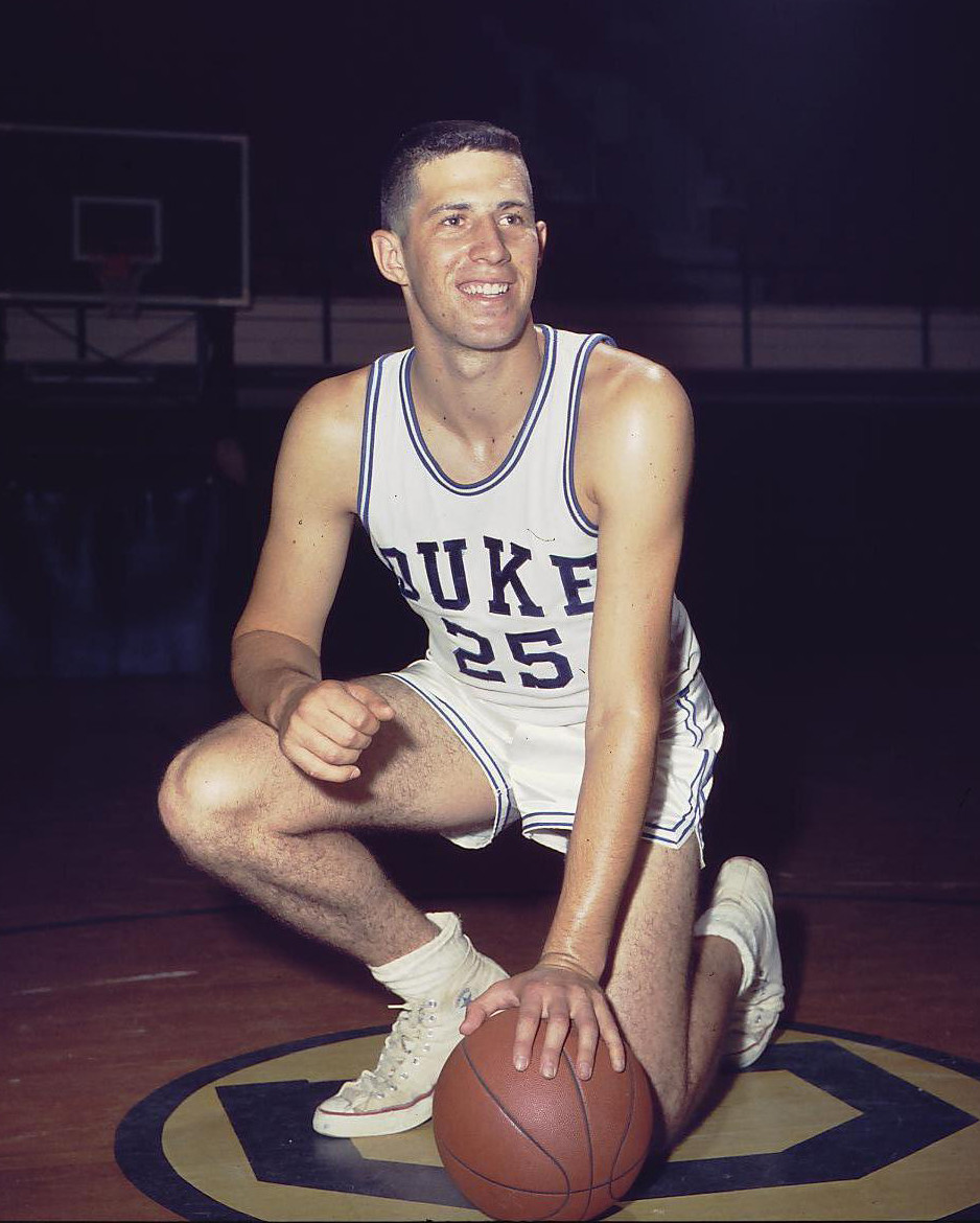 Art Heyman starred at Oceanside High School and Duke University, and was drafted No. 1 overall by the New York Knicks.