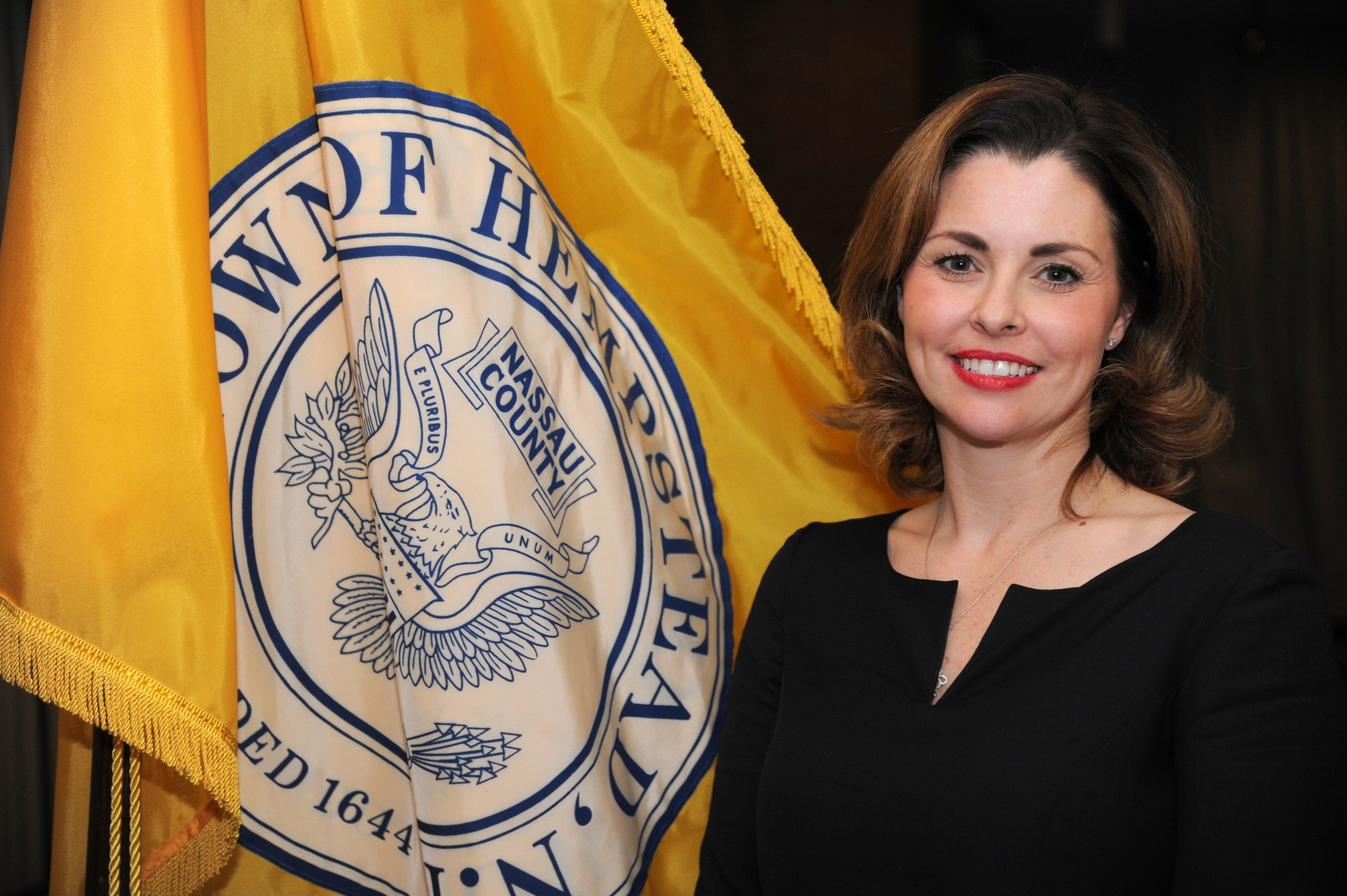 Hempstead Town Councilwoman Erin King Sweeney announced Thursday that she would not seek re-election to the Town Board.