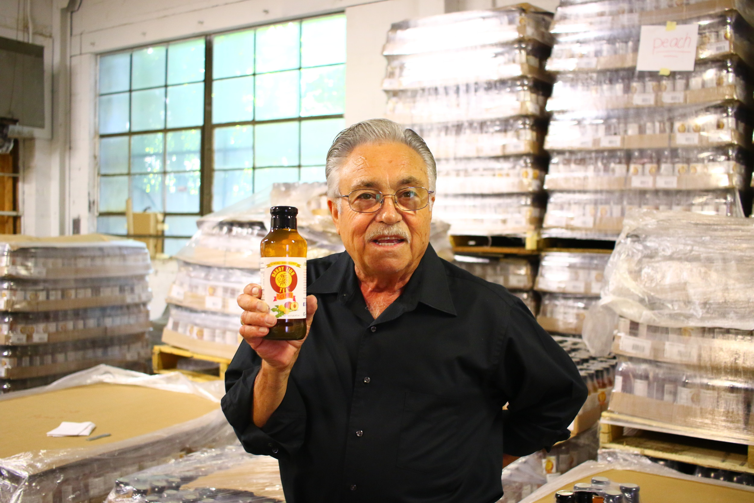 Domenick Pagano, an Italian immigrant, started a herbal juice company at 75 years of age.