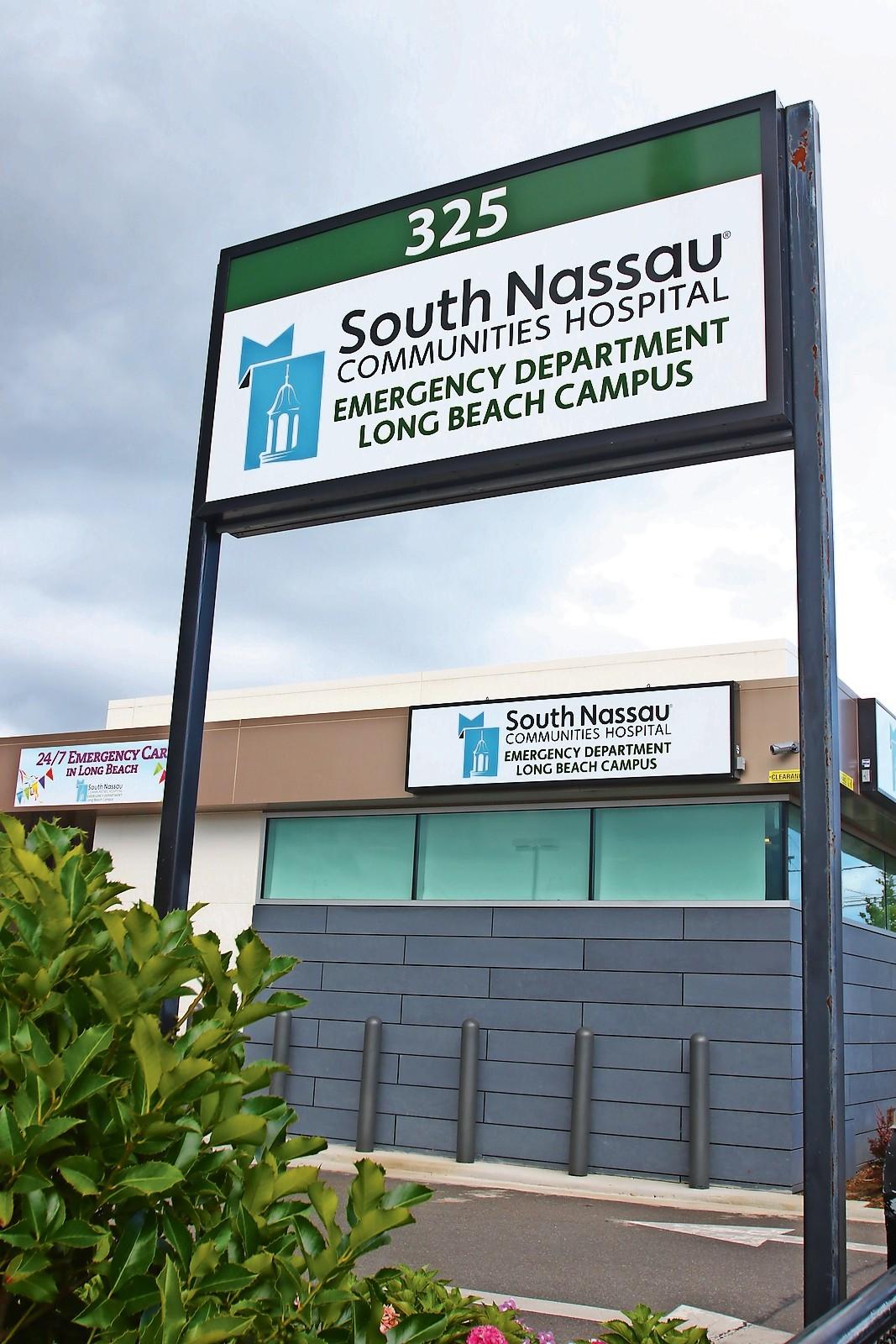 South Nassau Emergency Room Long Beach