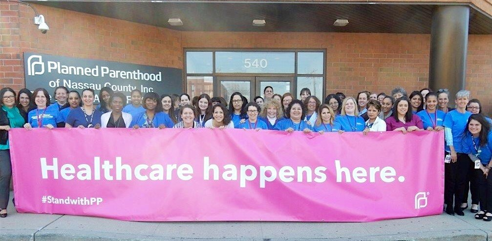 Planned Parenthood of Nassau County staff members offer services at the Hempstead Health Center as well as at the organization's facilities in Massapequa and Glen Cove.