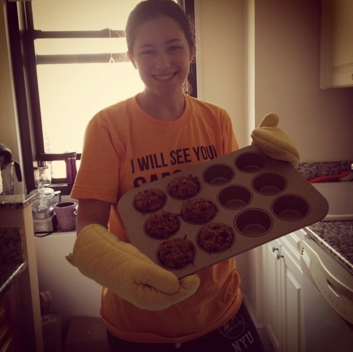 Allie Spector, a Hewlett High graduate, launched her HomeBaked by Allie online bakery business earlier this month.