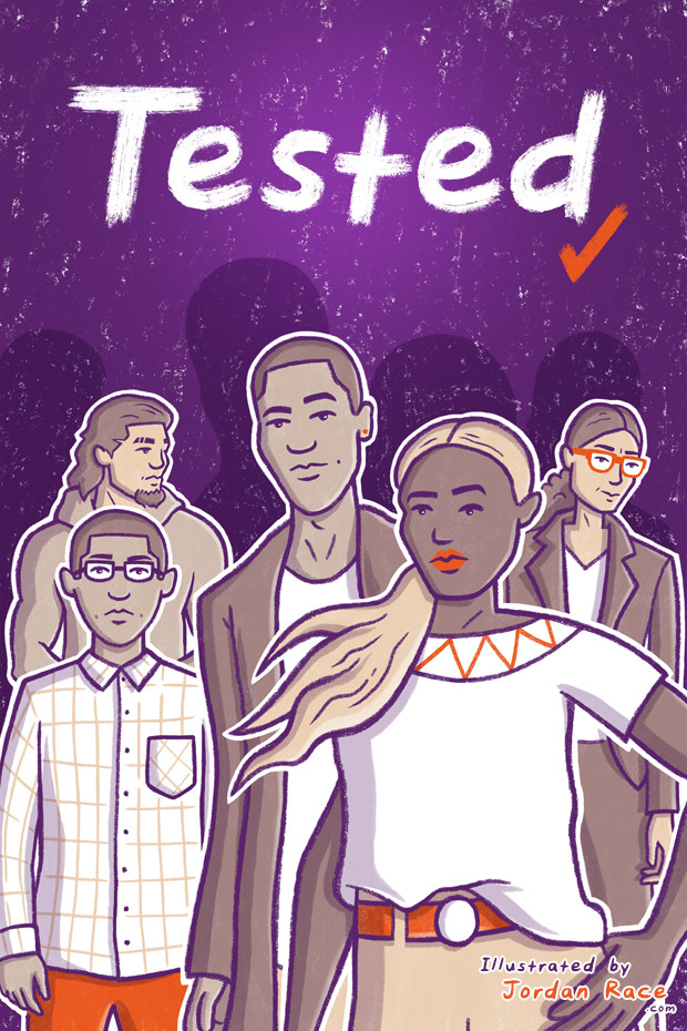 "Created by storytellers Jordan Race and Josh Billeg, Tested is a graphic serial that will be available on the app and when searching this hashtag, ""Ygetit,"" on all social media platforms. It follows a young, African-American male living with HIV and his interactions with a diverse group of friends."
