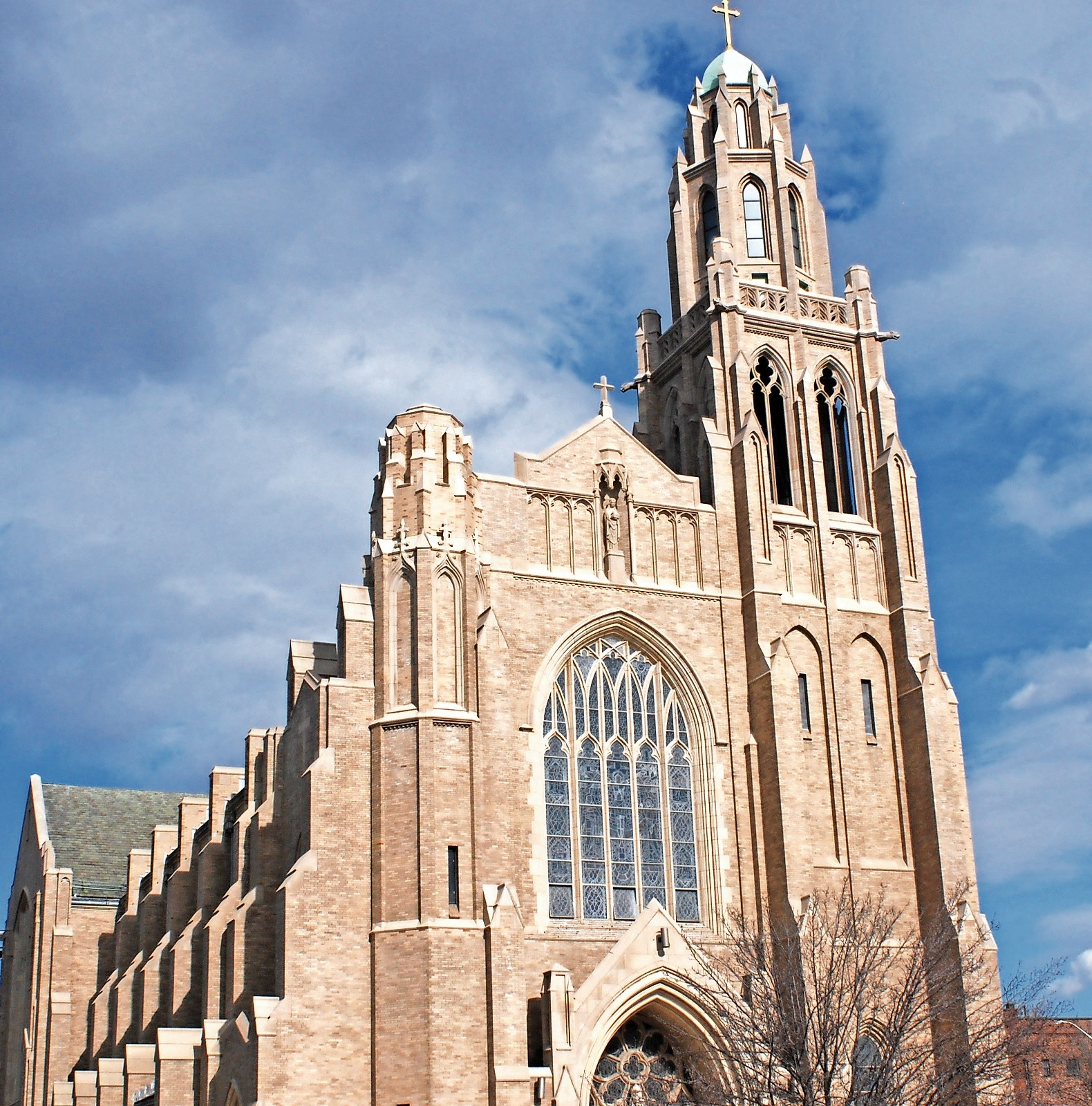 Constructed in 1937, St. Agnes Cathedral has graced Rockville Centre's landscape for the past 80 years. It has served as the Chair of the Bishop of the Diocese of Rockville Centre since 1957.