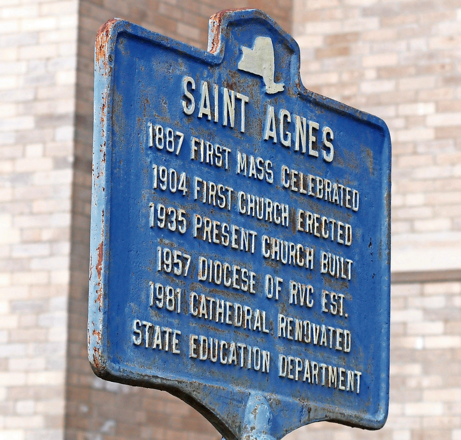 St. Agnes is Long Island's only Roman Catholic cathedral, and one of the Island's most historic houses of worship.