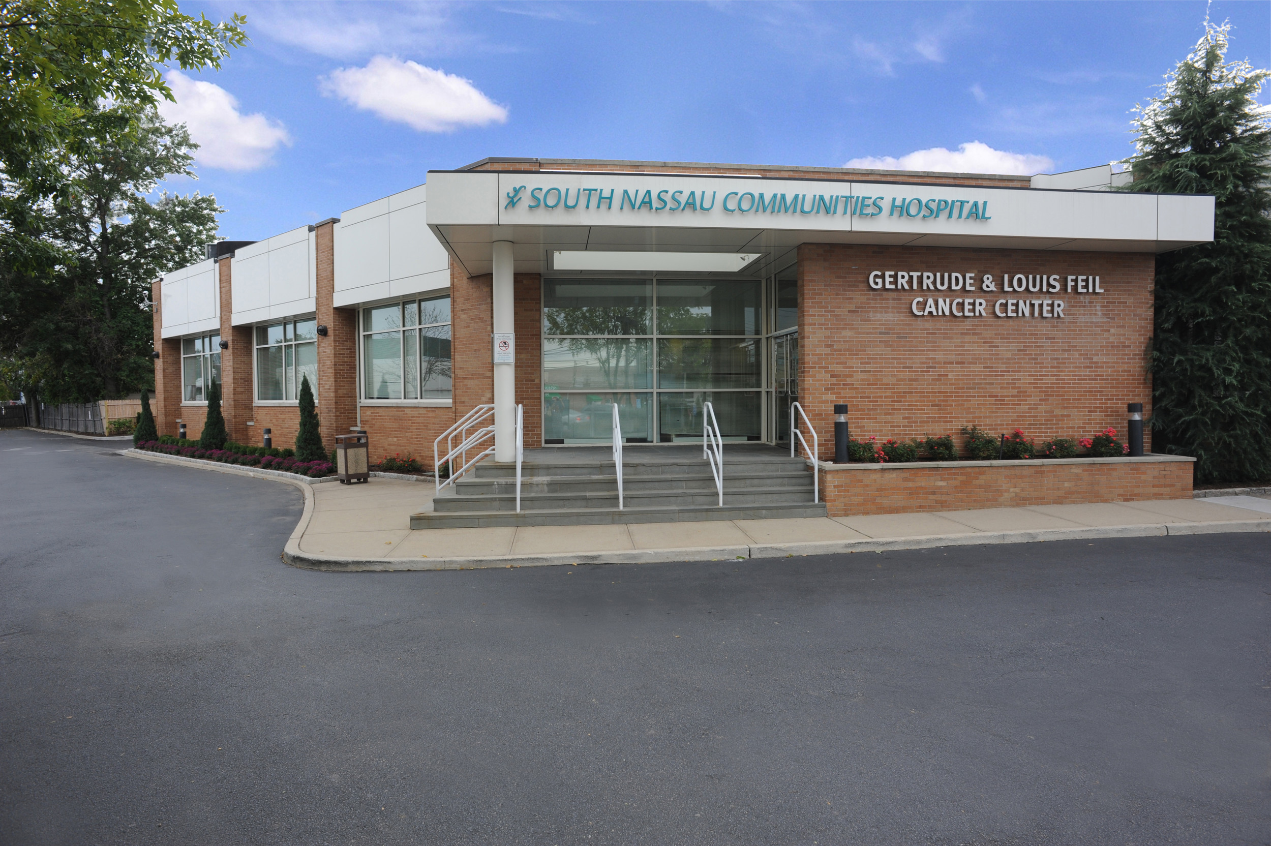 South Nassau's Gertrude and Louis Feil Cancer Center is equipped with three of the most advanced and effective technologies used to treat and eradicate cancer, according to hospital officials.