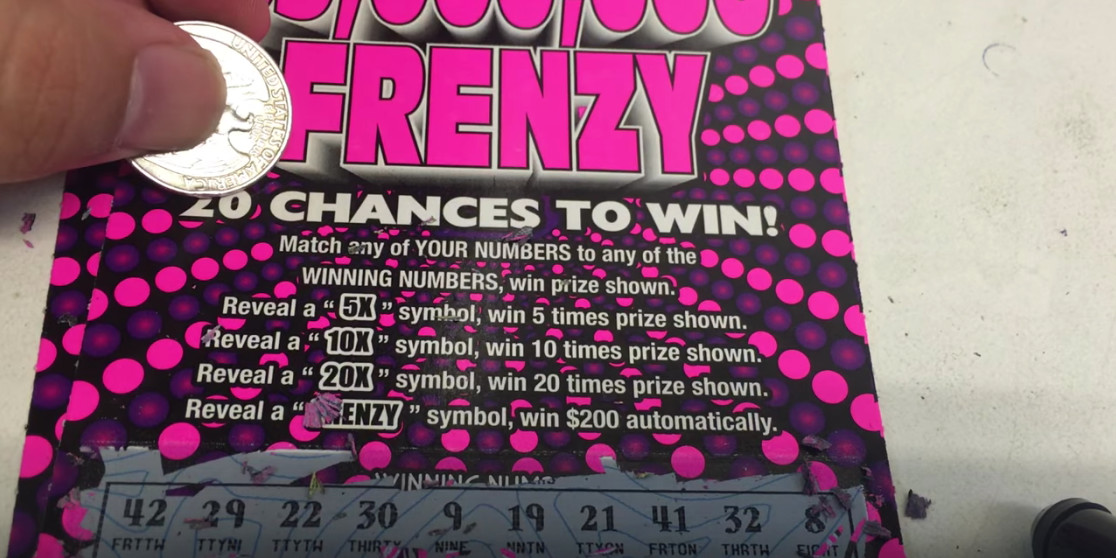 Long Beach resident Diana Orozco won three million dollars on Feb. 15 after playing the New York Lottery's scratch-off game $3,000,000 Frenzy.