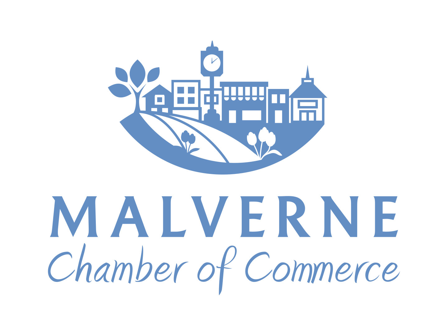 Malverne's business and professional organization has a new, more traditional name: The Malverne Chamber of Commerce.