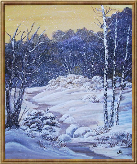 Landscape painter Barbara Lewon's exhibit at the Hewlett-Woodmere Public Library runs through April 25.