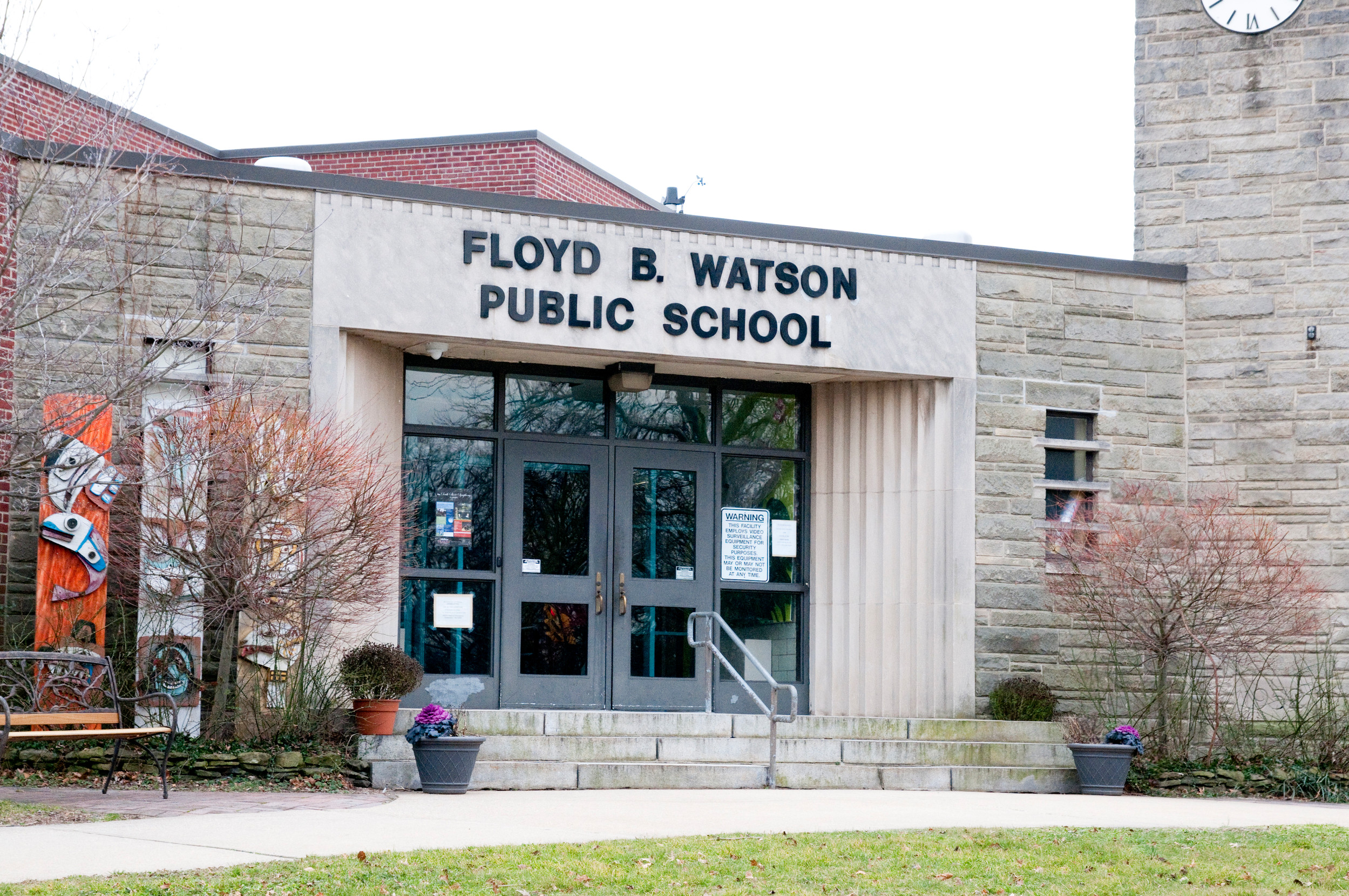 Floyd B. Watson is the 67th-best elementary school in New York State, according to Niche.com