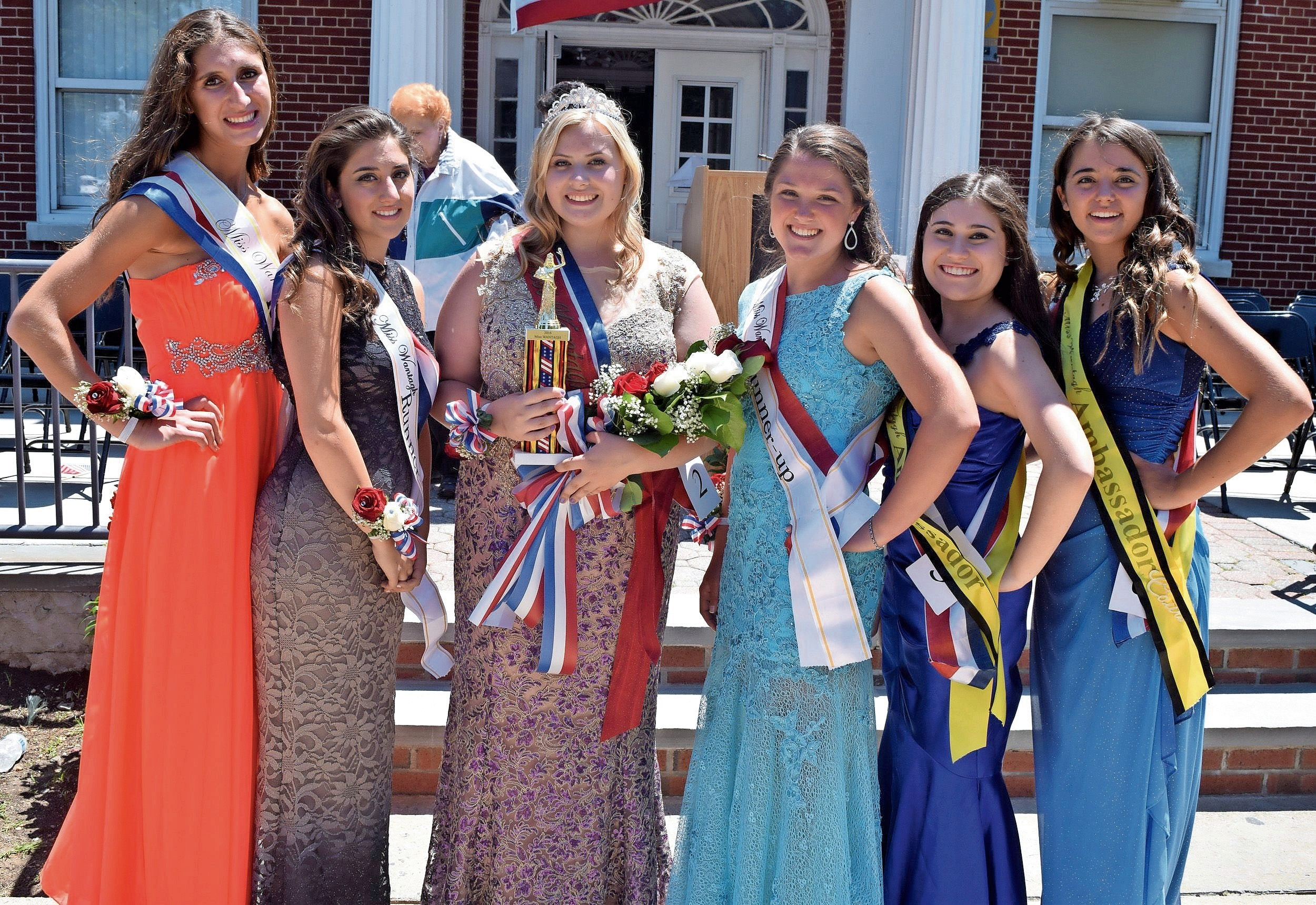 The Miss Wantagh Court will host the third annual Women of Wantagh recognition event later this month.