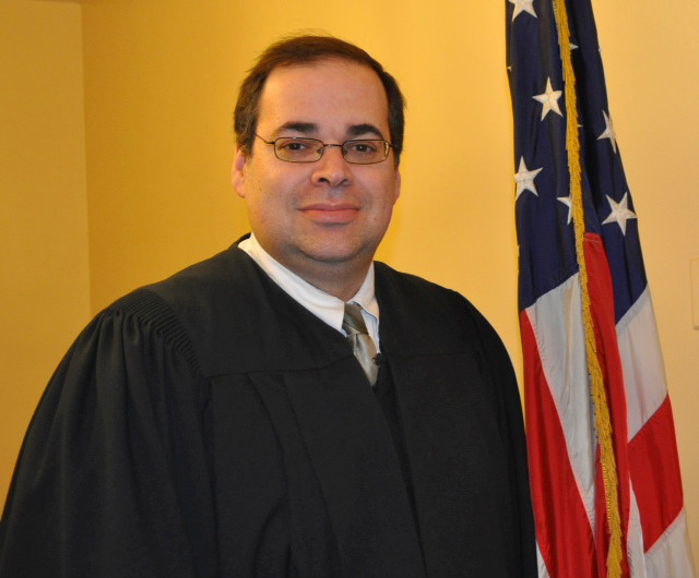 Andrew Goldsmith, a lifelong resident of Cedarhurst is running unopposed for village justice.