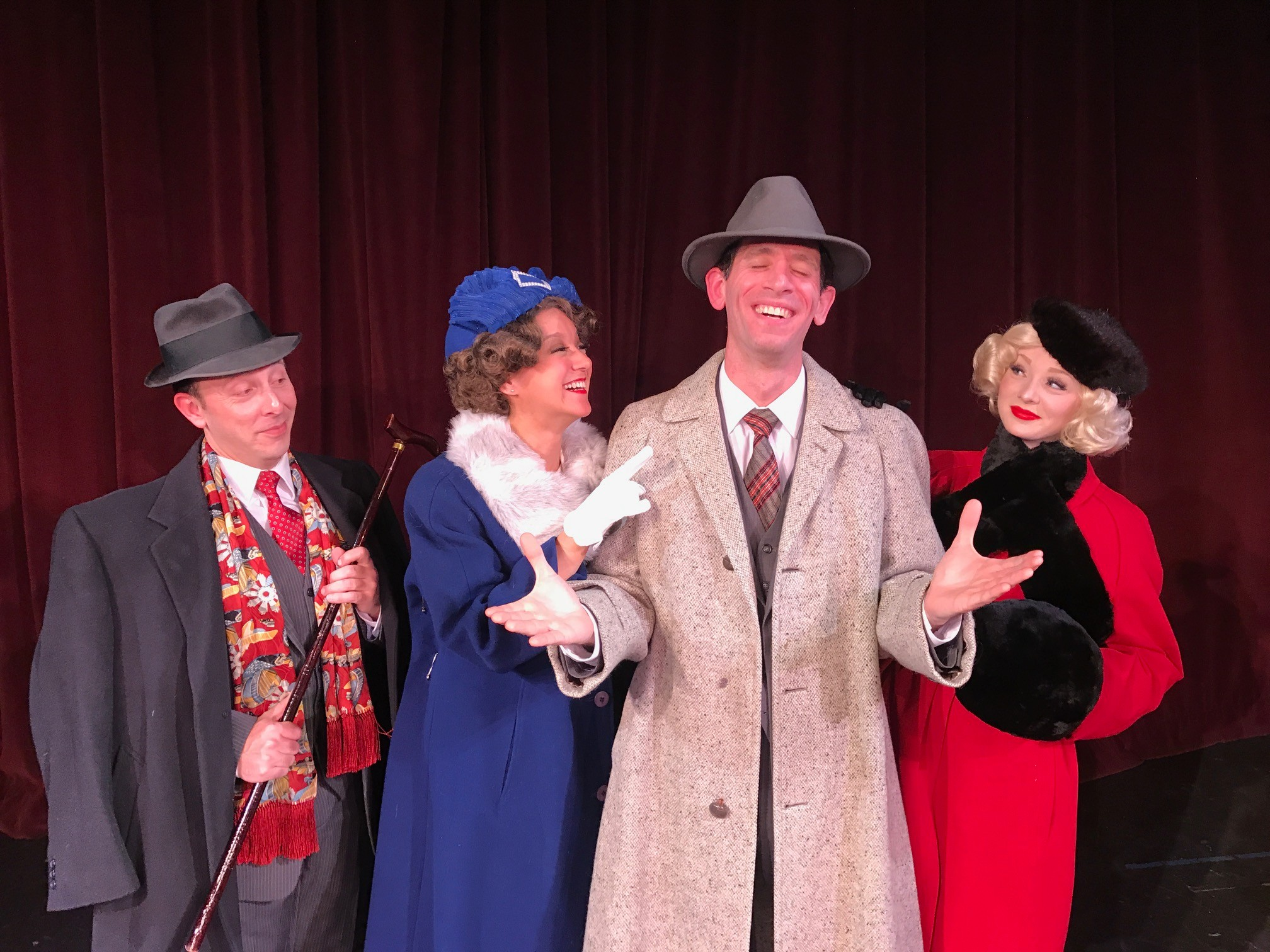 "The BroadHollow Theatre Company stages ""She Loves Me,"" the charming romantic comedy tale of love lost and found, at its venue in Elmont, opening this weekend."