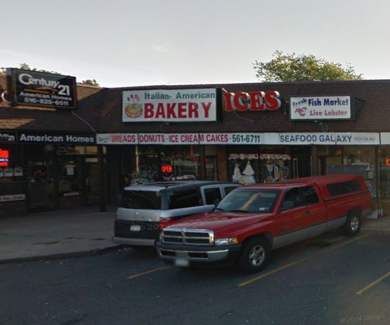 Amato's Bakery at 727 Franklin Avenue in Franklin Square caught fire Wednesday afternoon. No injuries were reported. An investigation is ongoing.