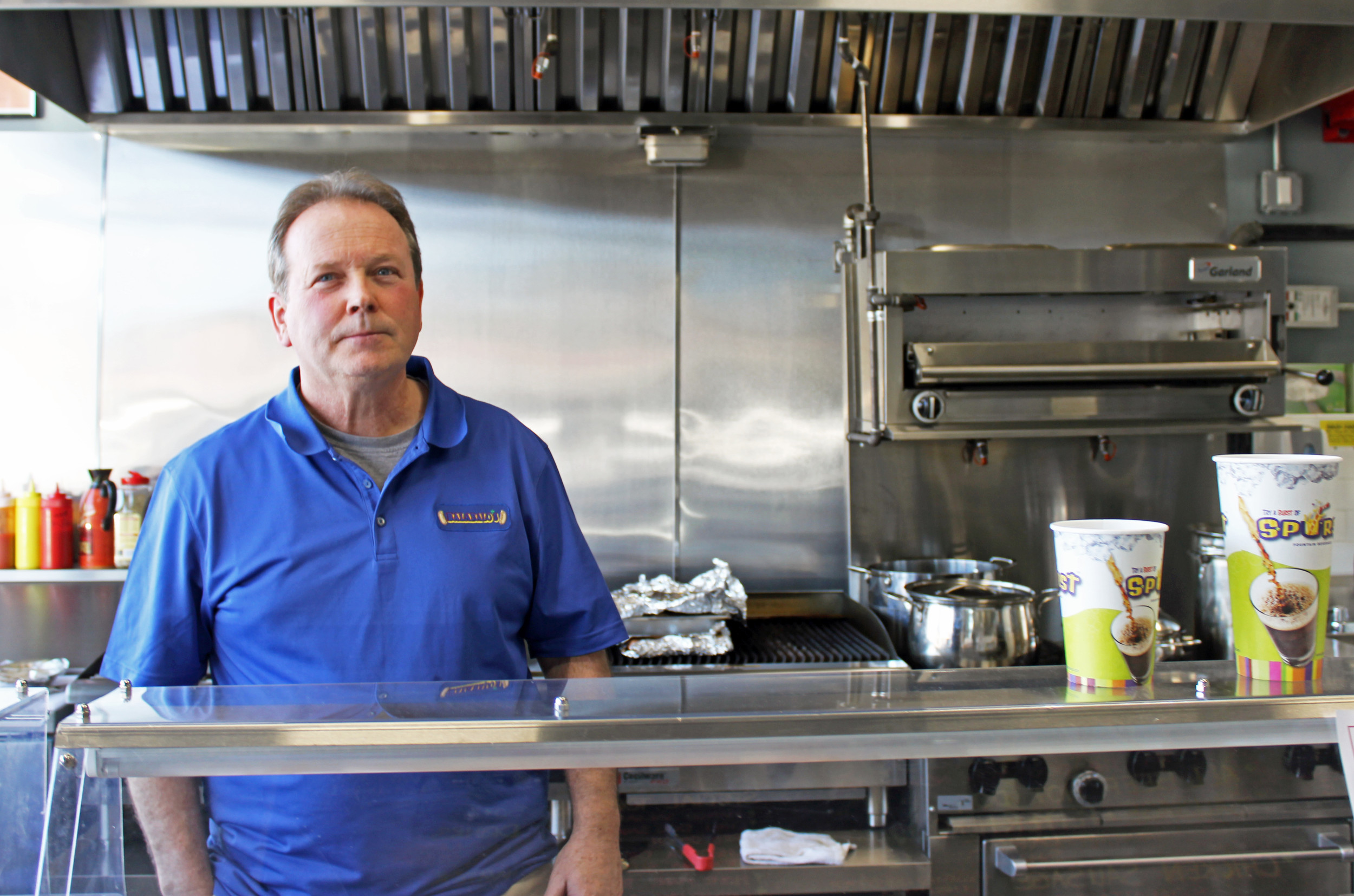 Jim Hamilton, 60, of Merrick wanted to open a restaurant akin to the traditional hot dog trucks he enjoyed growing up.