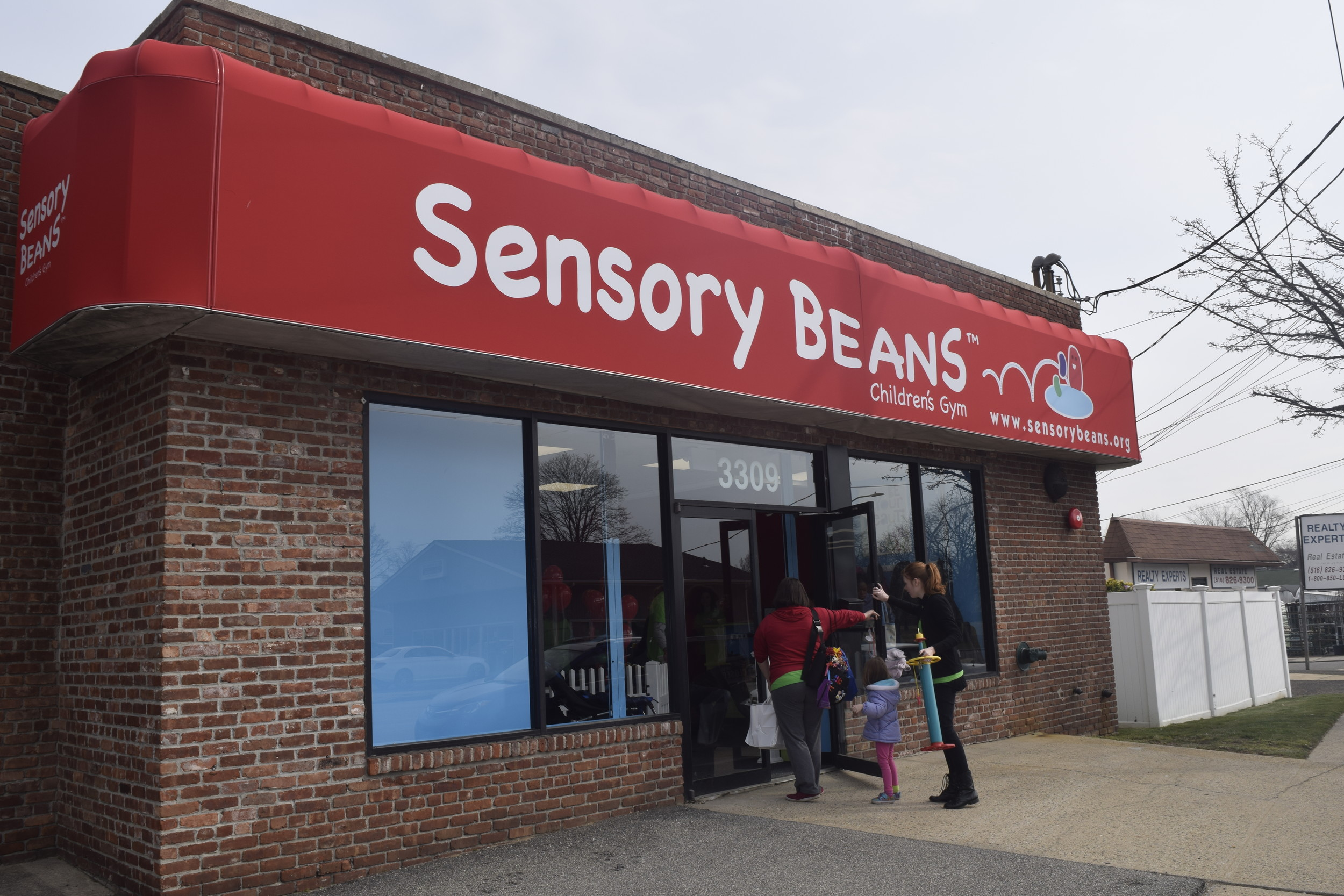 Sensory Beans opened on March 25 on Merrick Road in Wantagh.
