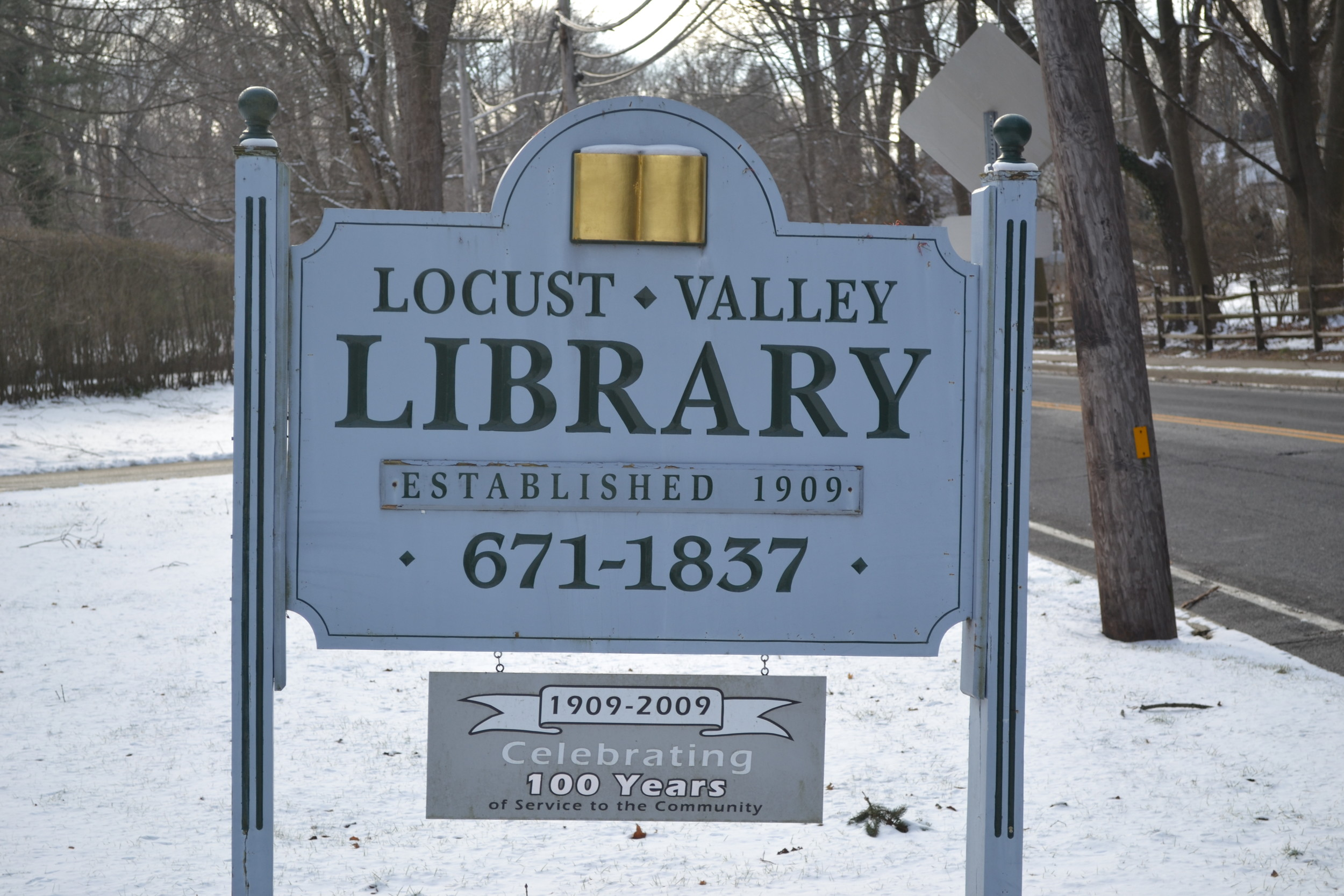 Locust Valley Library