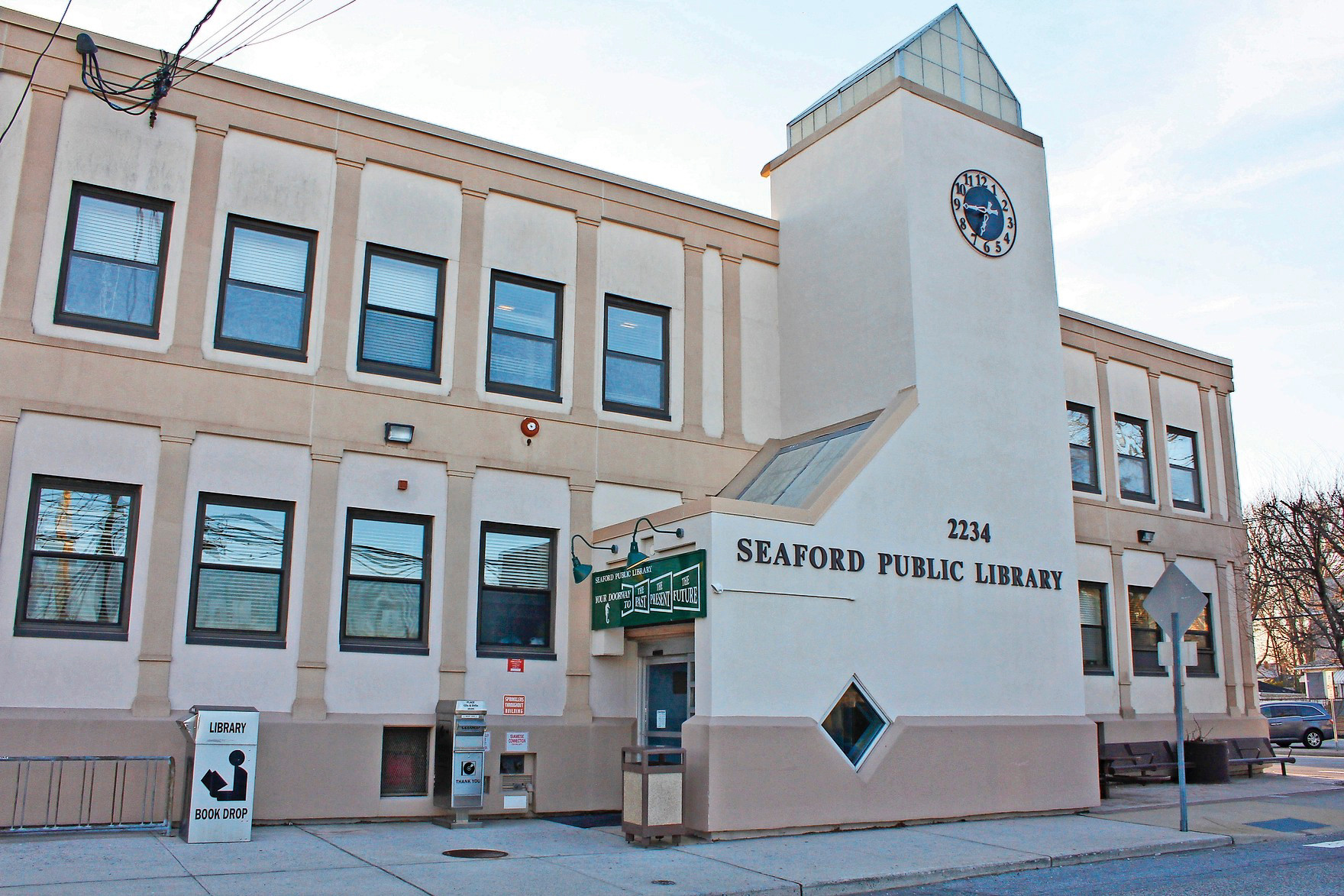 The Seaford Public Library will be hosting a spring speaker series, which began last month and will continue through May.