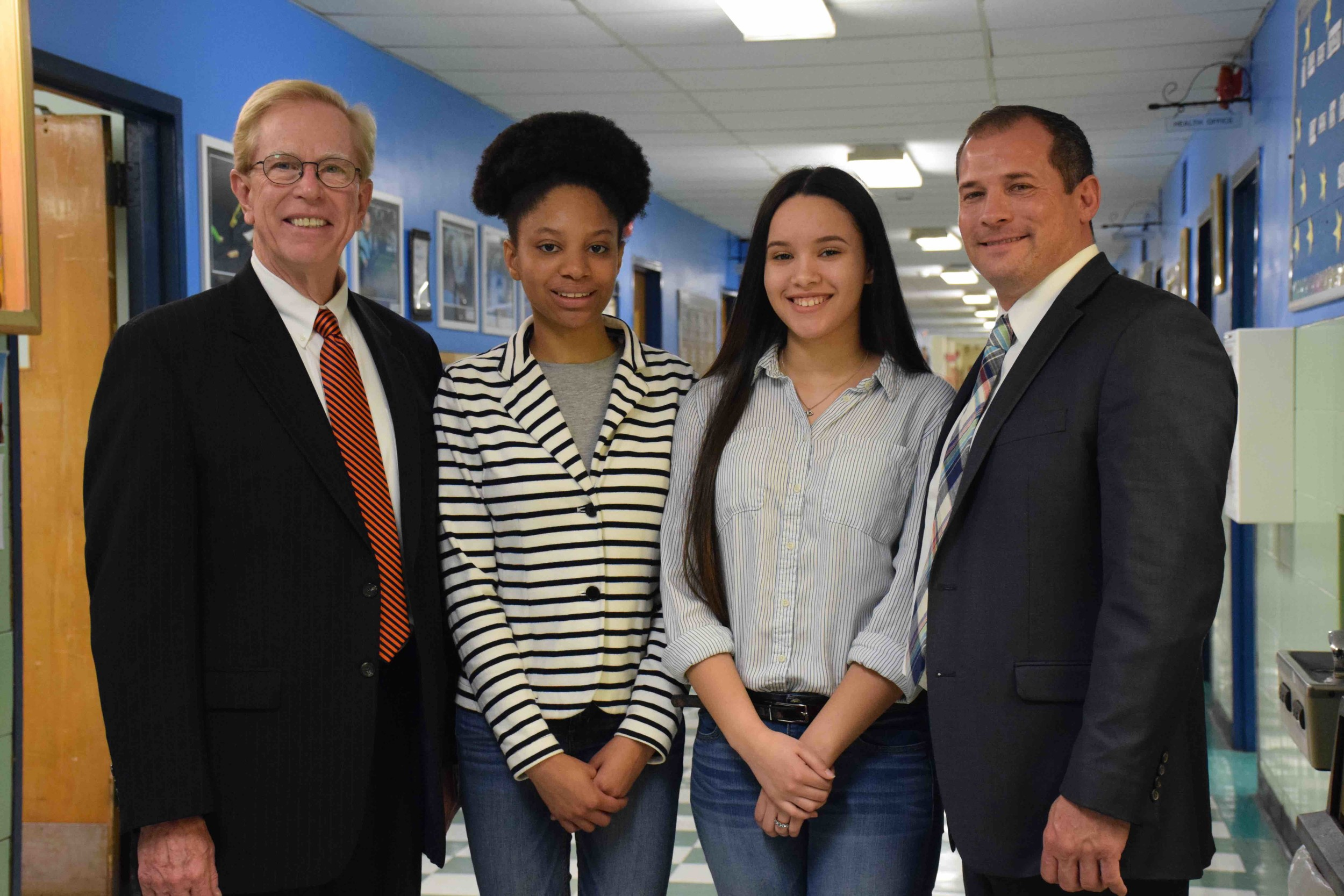 Courtesy Malverne schools