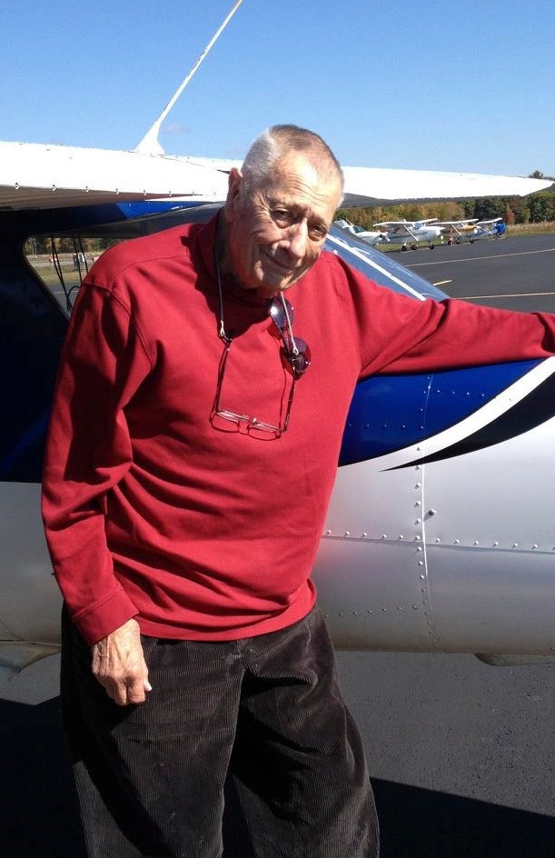 Bob Ottmann enjoyed flying his planes and using his HAM radio to track storm systems.