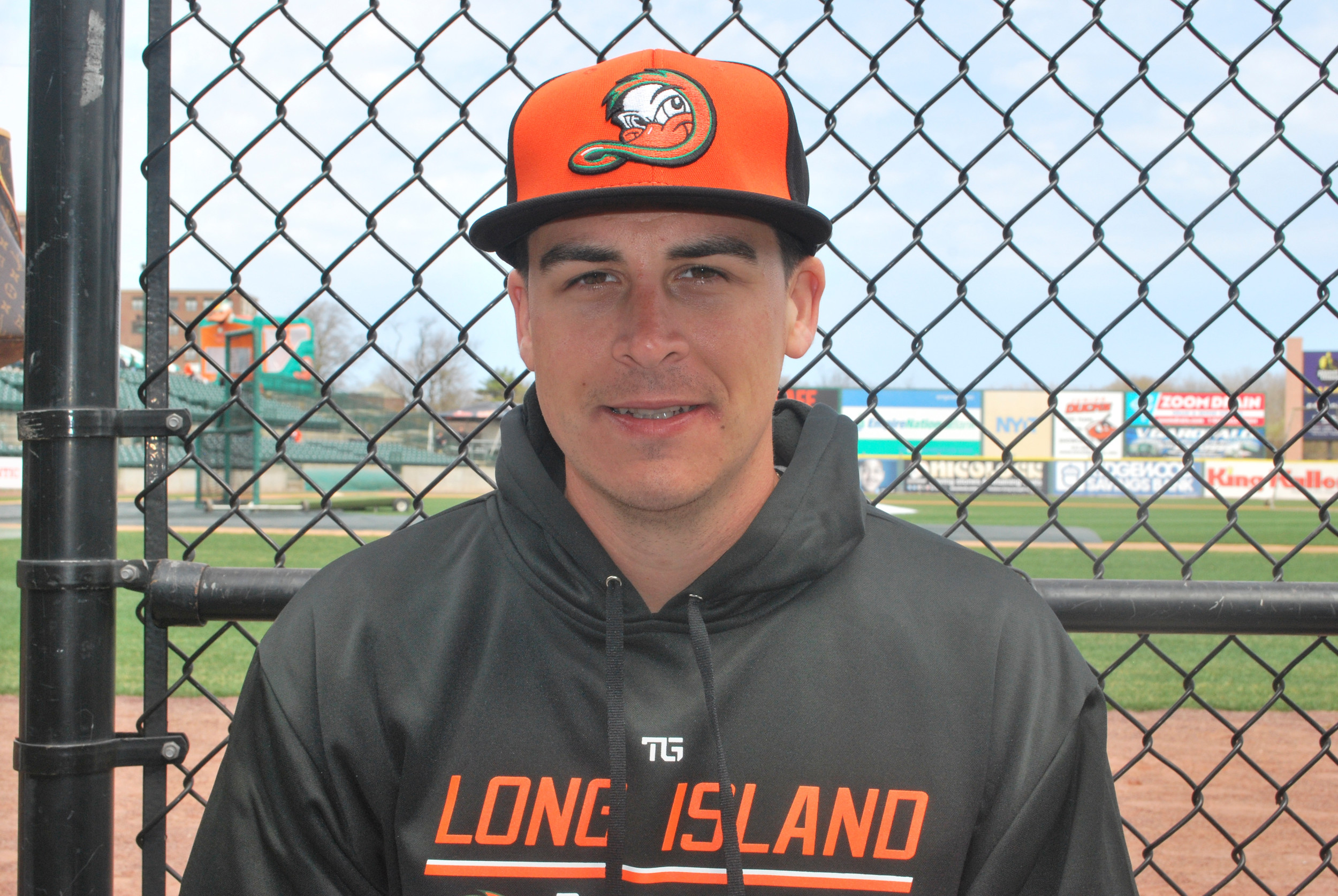 Keith Couch is third on the pitching lineup rotation for the Long island Duck this season.