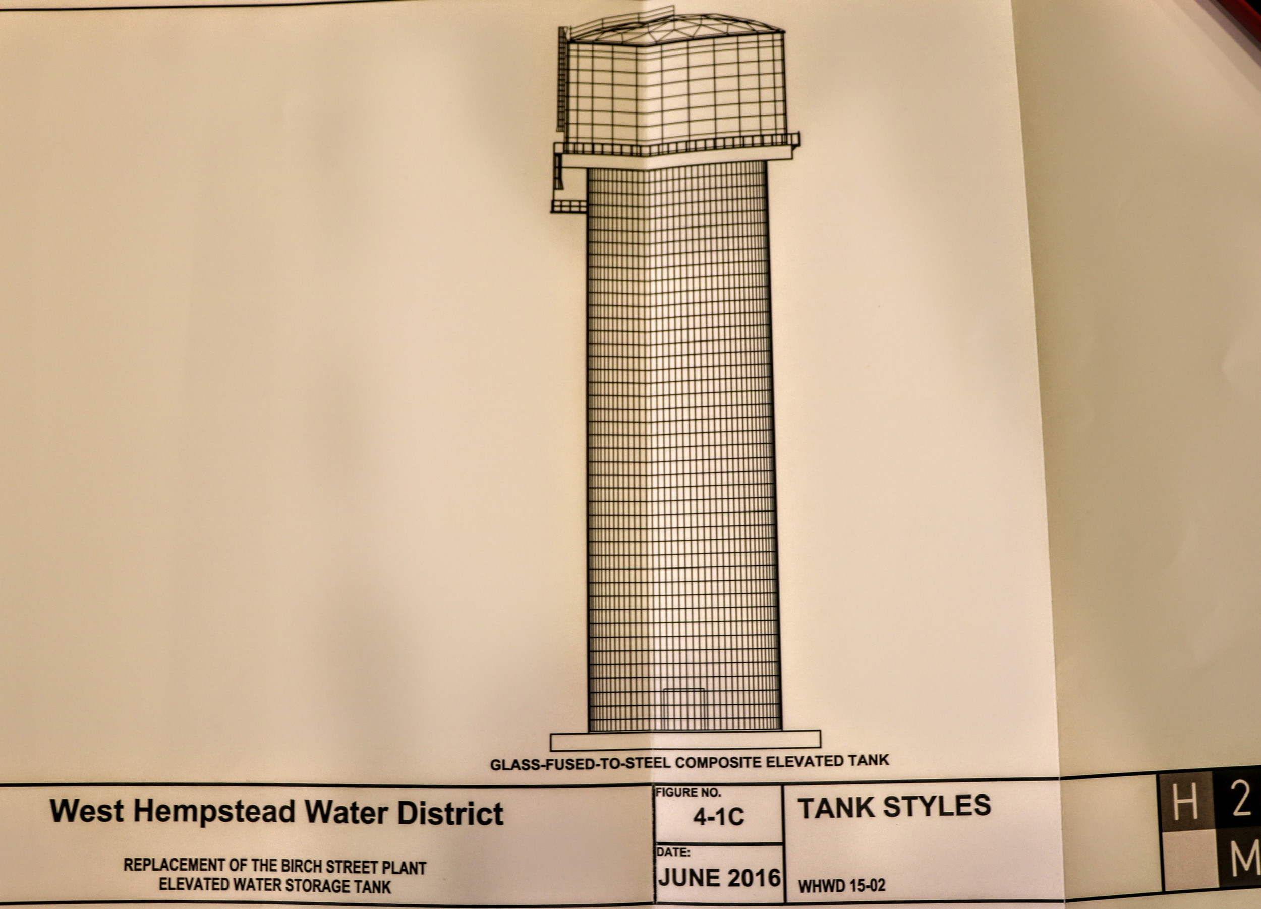 A new water tower for West Hempstead | Herald Community
