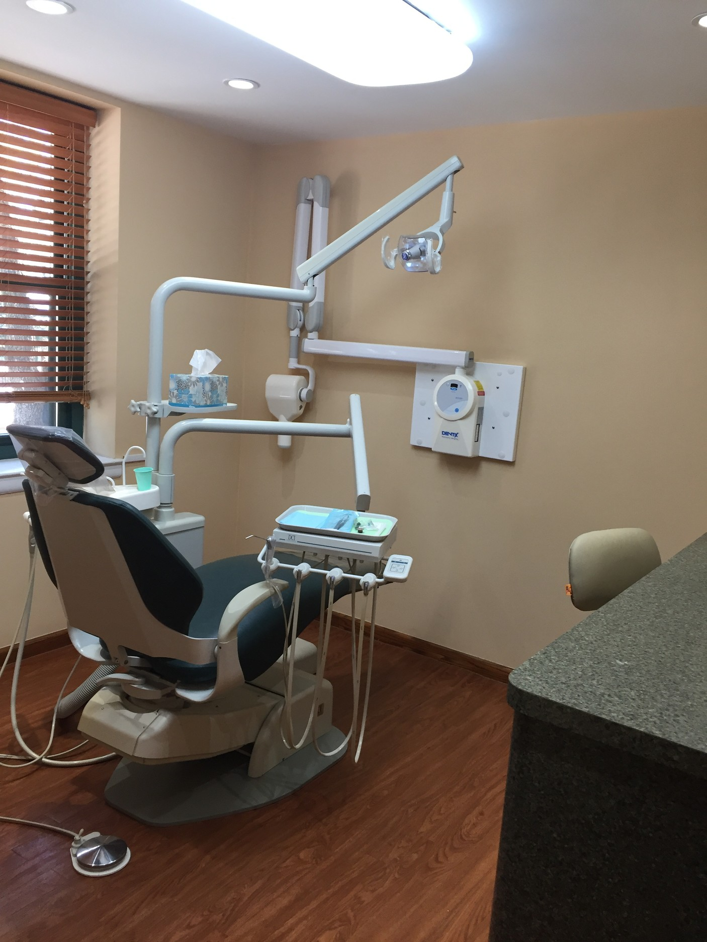 The Art of Dentistry has high-quality equipment to put a patient at ease.