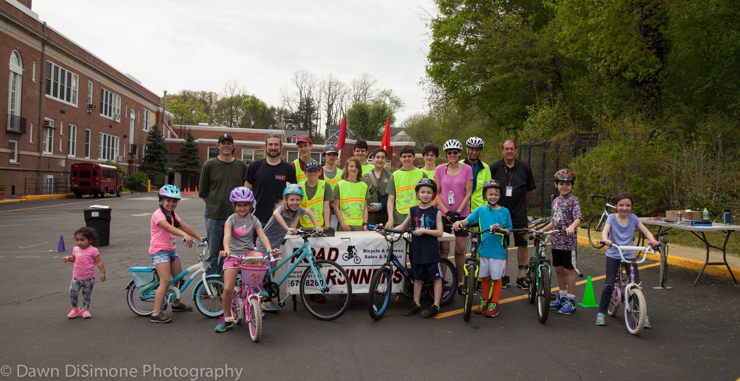 Several elementary students turned out to put their bicycle riding skills to the test at the AAA Bike Rodeo on April 29.
