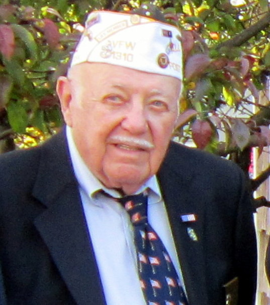 Veteran Paul Zydor, pictured in 1951, will be the Grand Marshal at this year's annual Memorial Day Parade in Merrick.